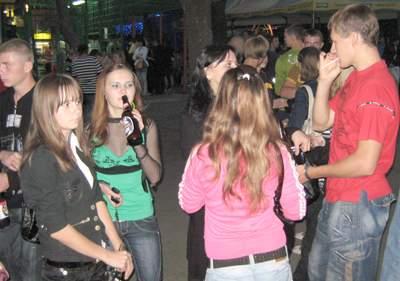 В России запретят ночную торговлю алкогольными напитками.