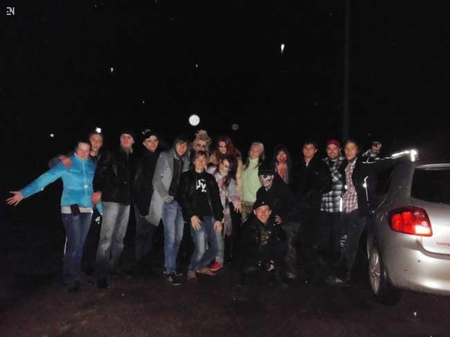 Как в Донецкой области играют в зомби (ФОТО), фото-6