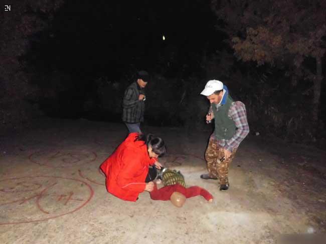 Как в Донецкой области играют в зомби (ФОТО), фото-5