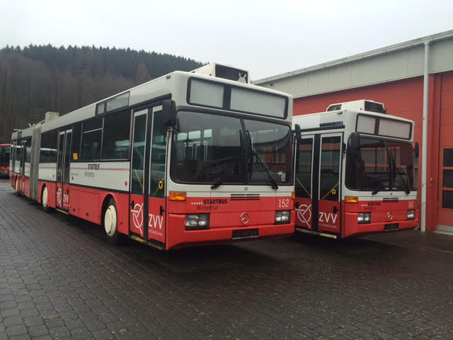 В Краматорске к майским праздникам на маршрут выйдут троллейбусы Мерседес, фото-1