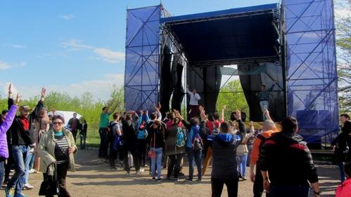 В Краматорске проходит этнофестиваль «Гаївки» (ФОТО и ВИДЕО), фото-3