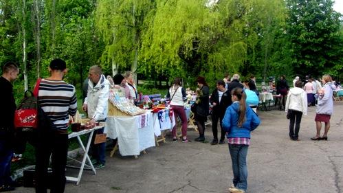 В Краматорске проходит этнофестиваль «Гаївки» (ФОТО и ВИДЕО), фото-9
