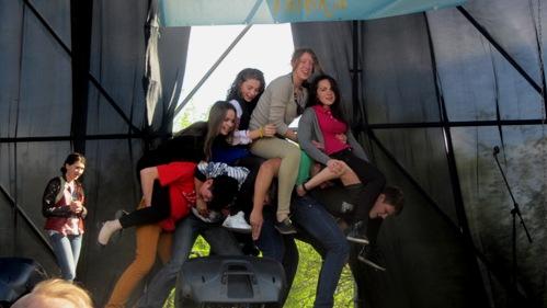 В Краматорске проходит этнофестиваль «Гаївки» (ФОТО и ВИДЕО), фото-2