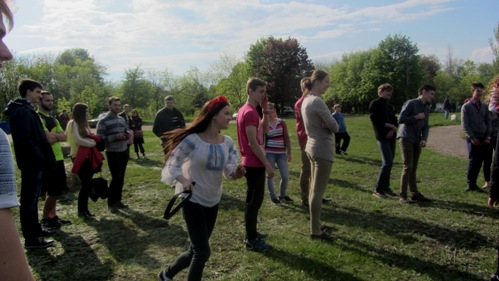 В Краматорске проходит этнофестиваль «Гаївки» (ФОТО и ВИДЕО), фото-6