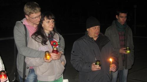 """В Краматорске прошла """"Первая минута мира"""", фото-3"""