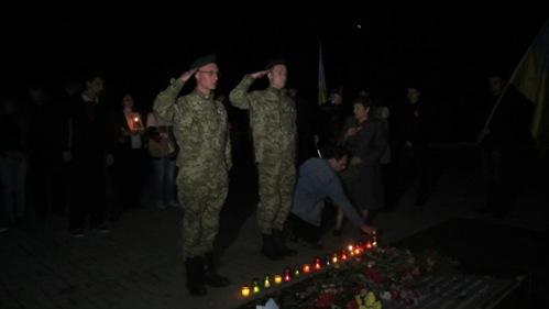 """В Краматорске прошла """"Первая минута мира"""", фото-5"""