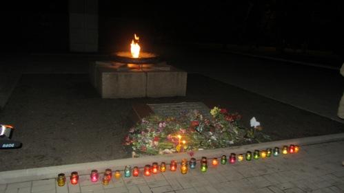 """В Краматорске прошла """"Первая минута мира"""", фото-7"""