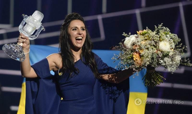 Таким образом международный песенный конкурс'Евровидение- 2017 едет в Украину