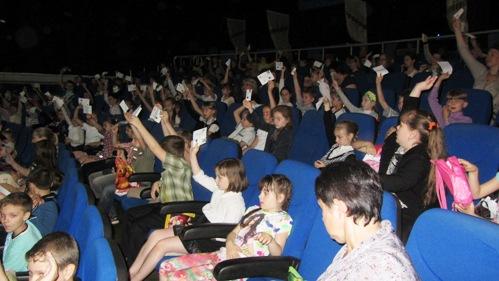 Вгосударстве Украина начинается фестиваль кино для детей и молодых людей