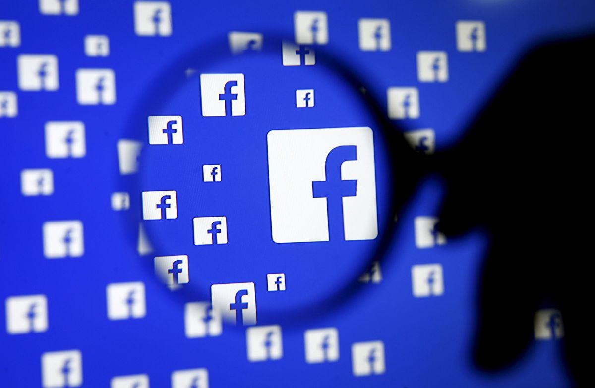 Украинский социальная сеть Facebook снова подхватил вирус
