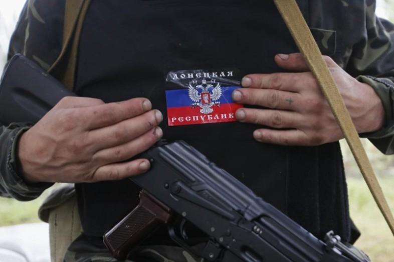 Взоне АТО задержали двух сторонников «русского мира»