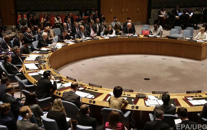 РФ решила вынести нарассмотрение Совбезом ООН собственный проект резолюции поСирии
