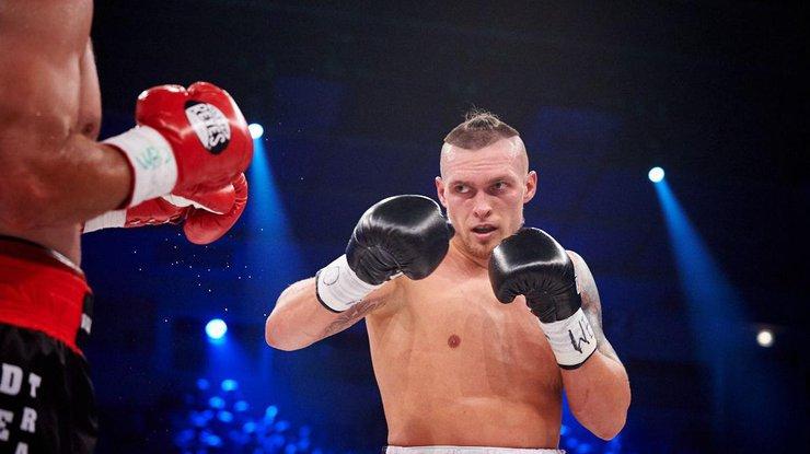 Усик получил конкурента на 1-ый чемпионский бой— «Скала» изЮАР