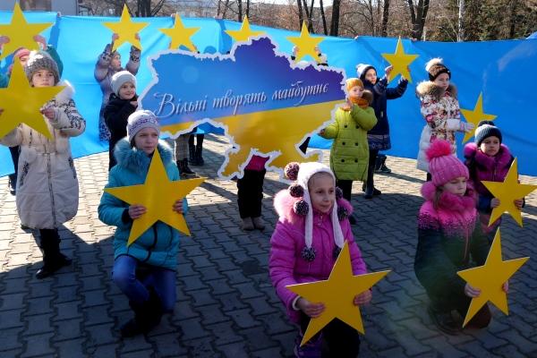 3-я годовщина Евромайдана: как все начиналось