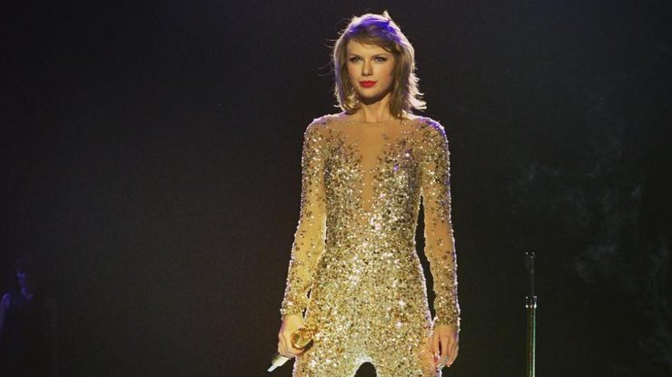 Тейлор Свифт стала самой высокооплачиваемой эстрадной певицей поверсии Forbes