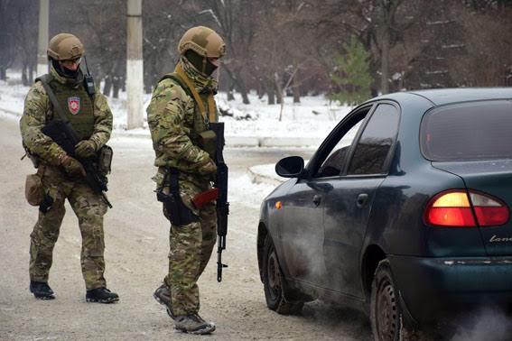 Наоккупированном ВСУ Донбассе подрались украинские репортеры
