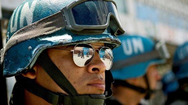 Канада сообщила оподдержке введения миротворцев наДонбасс