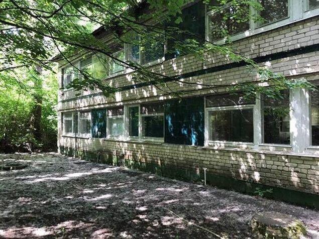 ВВолновахском районе боевики ночью обстреляли детский лагерь, повреждено здание