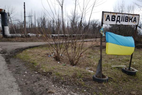Русская сторона СЦКК вплоть доэтого времени негарантировала «режим тишины»— Обстрелы Авдеевки