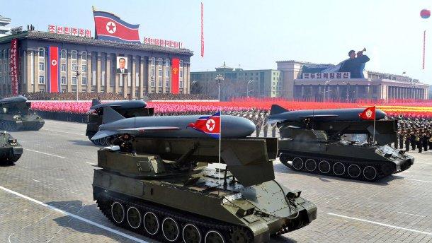 КНДР разразилась опасностями флоту США из-за приближения кораблей Трампа кКорейскому полуострову