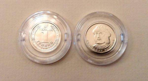 НБУ вводит вобращение монеты, которые смогут заменить купюры