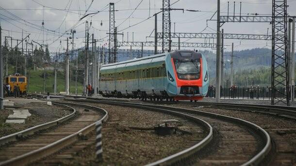 ВУкраине назначили дополнительный поезд к8марта