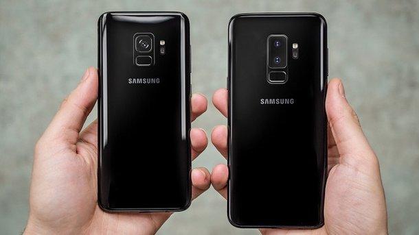 Самсунг Galaxy S9 появился нафото